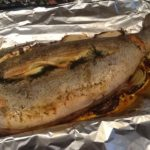 Trout the Greek way!