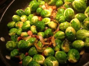 Brussels sprouts By Litsa!